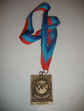 1990 SEATLE GOODWILL GAMES KEVIN YOUNG Participation TRACK&FIELD 3ND PLACE MEDAL