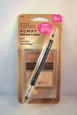 Almay Intense I-Color Shadow Trio - Green Eyes 034 & Rich Mocha Eyeliner