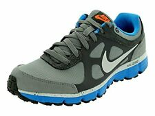 Nike Men's Dual Fusion Forever Mine Grey/Nwsprnt Running Shoes Size 8.5 NEW