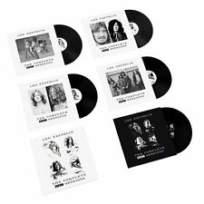 LED ZEPPELIN The Complete BBC Sessions DELUXE 5 x Vinyl LP SET 2016 NEW & SEALED