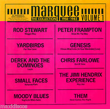 LP - Marquee - The Collection 1958-1983, Volume 1 - Various (SPANISH PRESS.1984)