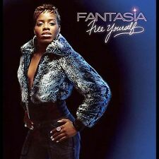 FREE YOURSELF by Fantasia (CD, Nov-2004, J Records)