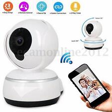 Wireless WIFI HD Video Surveillance Security Network Baby Monitor Audio Camera