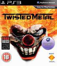 TWISTED METAL GIOCO NUOVO SONY PLAYSTATION 3 VERSIONE ITALIANA PS3020486