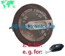 Schlüssel Fernbedienung Akku BMW E39 E46 E53 X3 X5 Z4 zur Reparatur bzw. Ersatz