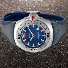 Diadora Blue Italian Designer Stainless Steel Mens Sport Watch / MSRP $850.00