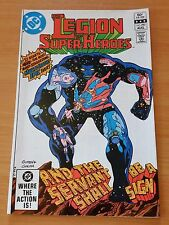 The Legion of Super-Heroes #290 ~ VERY FINE - NEAR MINT NM ~ 1982 DC COMICS