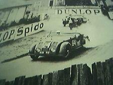 news item cars reprint picture 1929 chenard walcker le mans