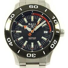 Authentic BALL DM3090A-SJ-BK Stokeman NECC Automatic  #260-001-887-9544