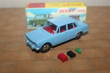 1:43 Atlas DINKY TOYS 523 SIMCA 1500 Opening boot Coffre Ouvrant Diecast