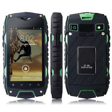 Unlocked Duo/Dual Sim Jeep Z6 Android Smartphone IP68 Waterproof Rugged Tough