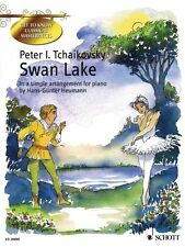 Swan Lake Sheet Music Get to Know Classical Masterpieces Piano Book NE 049018249
