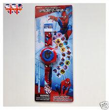 The Amazing Spider-Man Watch For Children