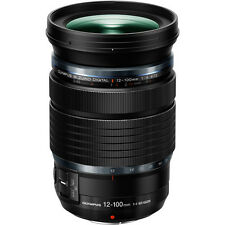 Olympus  M.Zuiko Digital ED 12-100mm f/4 IS PRO Lens- Olympus Authorized Dealer!