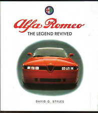 Alfa Romeo Legend Revived by Styles 1930-1990 models Grand Prix  Mille Miglia +