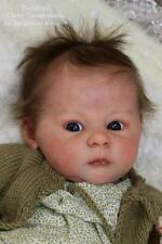 "New Release Reborn Baby Doll Kit Claire By Ann Timmerman@22""@Body Included"