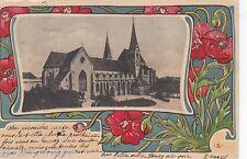 Augsburg AK 1901 Jugendstil Dom selten Bayern 1608413