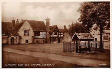 BR64231 almonry and old stocks evesham real photo  uk