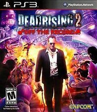 Dead Rising 2 OFF THE RECORD PS3 NEW! ZOMBIES, WALKING DEAD ACTION CLASSIC!
