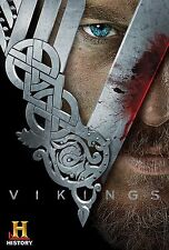 "VIKINGS Poster TV Series Movie Art Silk Wall POSTERS Decor Prints 24x36"" VK4"