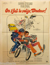 AFFICHE CINEMA : ON S'FAIT LA VALISE DOCTEUR ! 1972