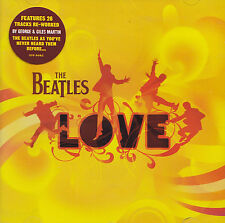 THE BEATLES - CD - LOVE