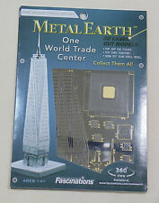 metal earth 3d laser cut models - One World Trade Center