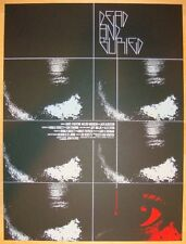 Dead & Buried Poster - Mondo - Jay Shaw - Limited Edition of 100