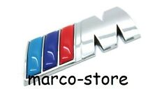Stemma BMW M Power Fregio Logo Serie 1 2 3 4 5 6 7 X1 X3 X5 X6 M Z M Performance