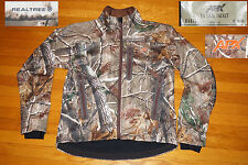 Russell Outdoors APX Gale L4 Jacket Real Tree CAMO SOFTSHELL MINT- MED MEN