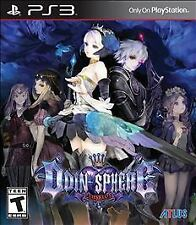 ODIN SPHERE LEIFTHRASIR PS3  GAME NEW