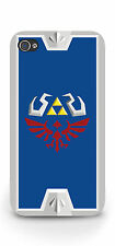 Zelda Game Hyrule Shield Triforce Link iPhone 4 / 4s Hard Case