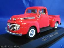 FORD F-1 PICK UP TRUCK 1948 1:43 NEW 94212 RED YATMING ROAD SIGNATURE