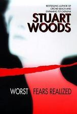 Stone Barrington Series.: Worst Fears Realized No. 5 by Stuart Woods (1999,...