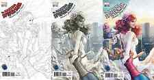 AMAZING SPIDERMAN RENEW YOUR VOWS 1 LEGACY ARTGERM LINE ART COPIC COLOR VARIANT