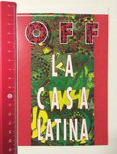 Pegatina/sticker: off la casa latina (050516168)