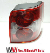 VW PASSAT B5 2000-2005 ESTATE REAR LIGHT WITHOUT BULB HOLDER DRIVER SIDE