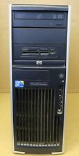 HP xw4600 Core 2 DUO e8500 3.16ghz 8gb 250gb QUADRO fx1800 workstation WIN 7 PRO