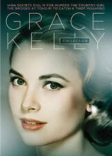 Grace Kelly Collection (DVD, 2014, 7-Disc Set) High Society, Dial M or Murder...