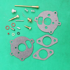 Carburetor Rebuild kit for Briggs & Stratton Engine models 190401 190402 190403