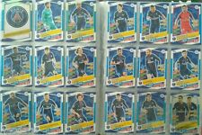 PARIS SAINT-GERMAIN - MATCH ATTAX - FULL SET 18 -  UCL 2016-17 TOPPS