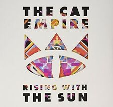 Rising With The Sun - Cat Empire (2016, Vinyl NEUF)