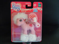 MY LITTLE PONY - G3 VERY RARE MEIJERS BABY RIBBONS & BOWS  MOC