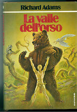ADAMS RICHARD LA VALLE DELL'ORSO EUROCLUB 1978 AVVENTURA