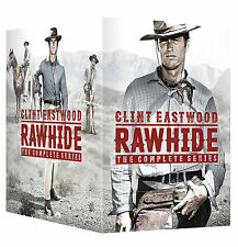 Rawhide: The Complete Series Clint Eastwood 59-Disc DVD Gift Box Set | NEW