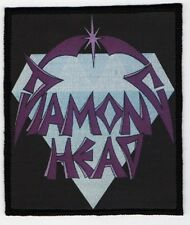 DIAMOND HEAD PATCH / SPEED-THRASH-BLACK-DEATH METAL