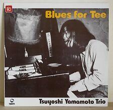 LP TSUYOSHI YAMAMOTO TRIO - Blues For Tee JAPAN Original LP TBM-41