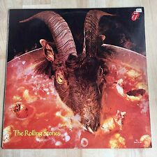 """The Rolling Stones Goats Head Soup Unique Singapore Malaysia LP 12 """" only RARE"""