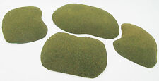 Warhammer 40k Tabletop WarGaming Terrain Scenery Green Hills Set A