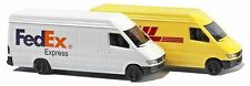 N gauge Vehicles - Delivery Vans (N Scale) - Busch 8304 - free post